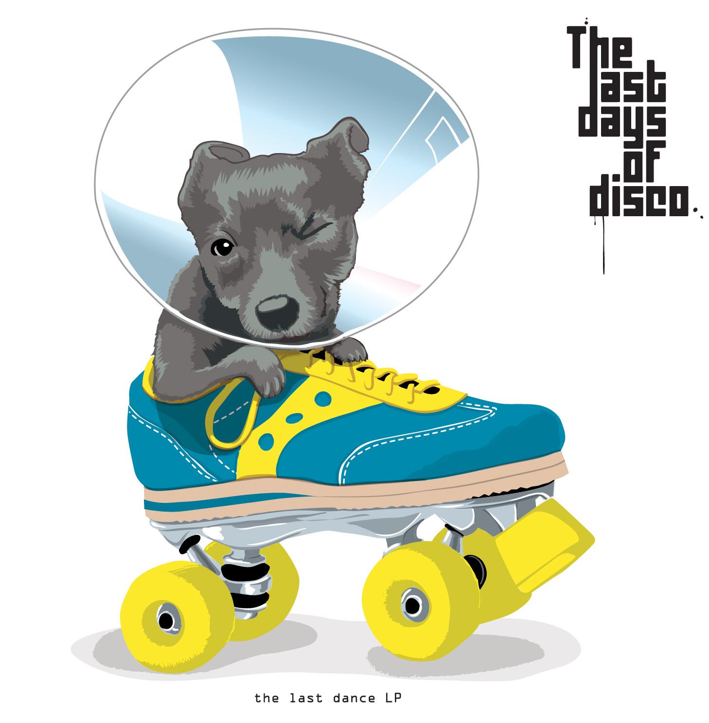 Last Dance LP Cover