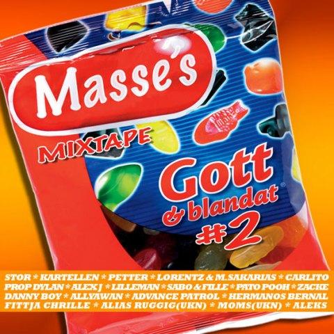 Gott & Blandat #2 Cover